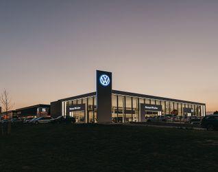 Salon samochodowy Volkswagen, Skoda, Seat Motorpol Wrocław 474280