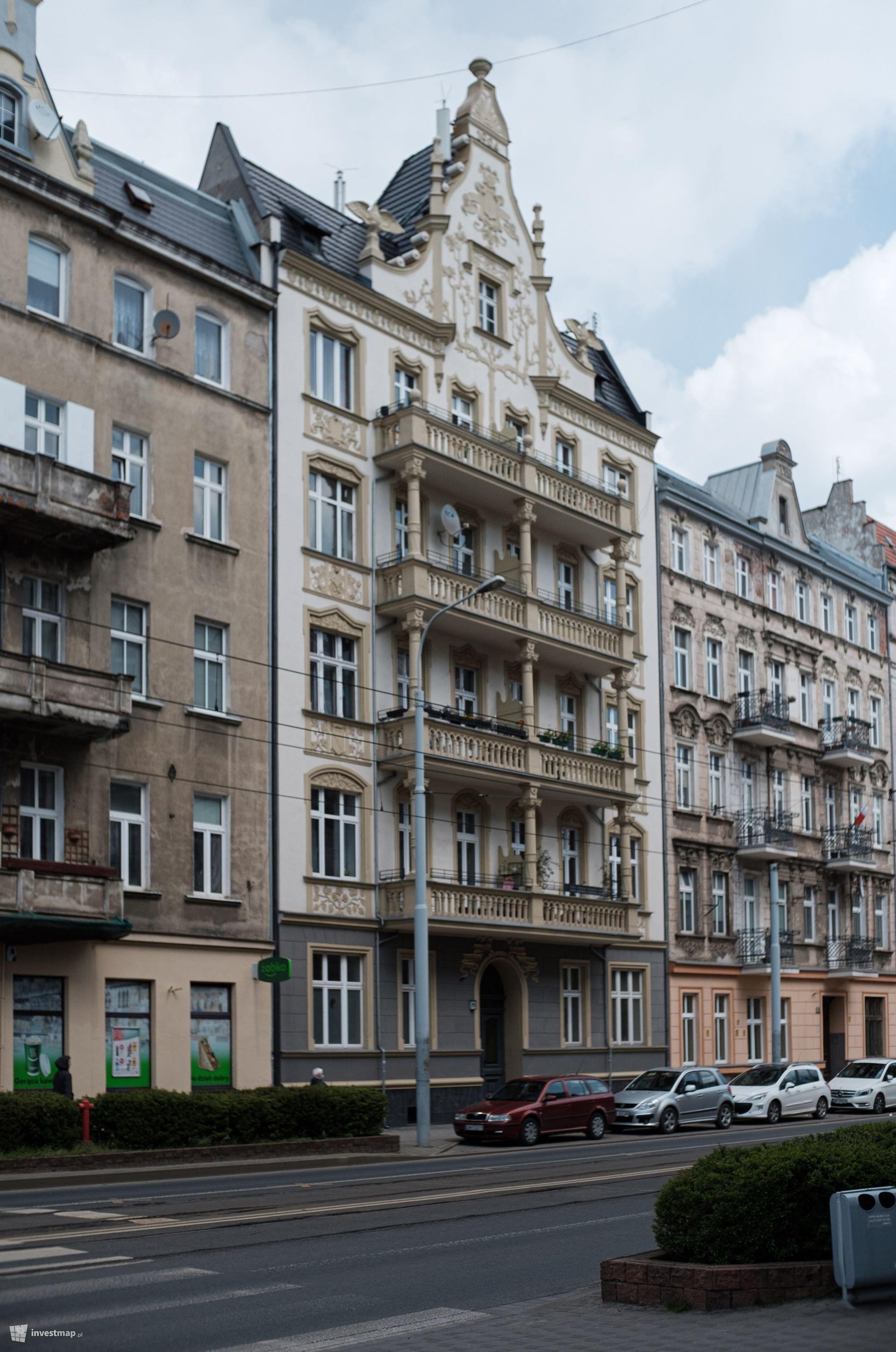 Kamienica Sienkiewicza 96