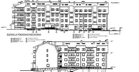 """[Wałbrzych] Budynek wielorodzinny """"Senatorska II"""" 9384"""