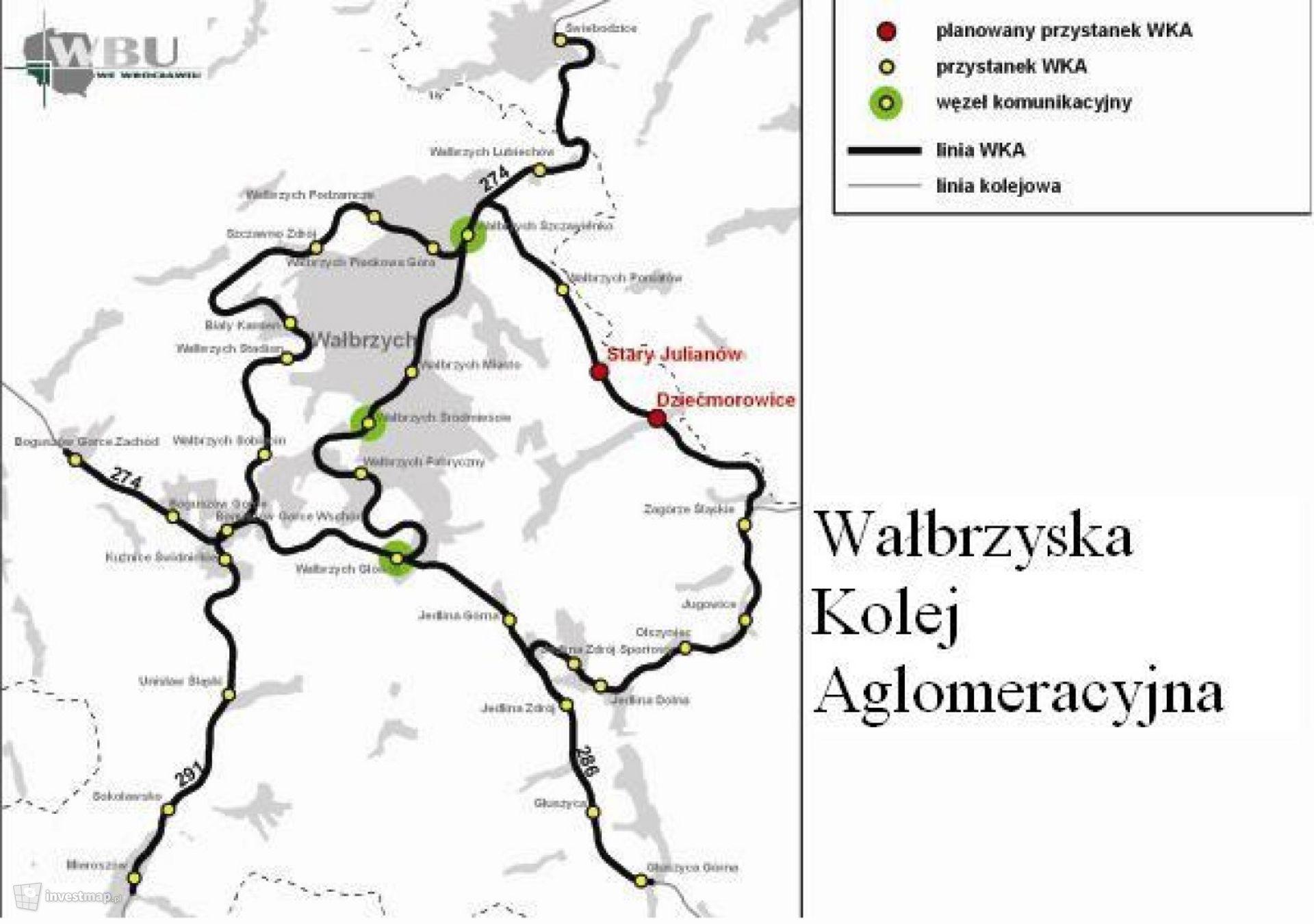 Wałbrzyska Kolej Aglomeracyjna