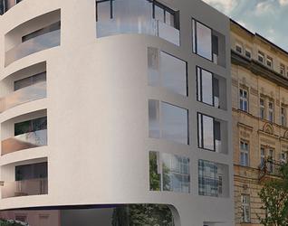 [Kraków] Budynek Mieszkalno - Usługowy, ul. Rakowicka 15 299025