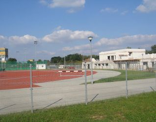 [Polkowice] Nowy stadion lekkoatletyczny 8209