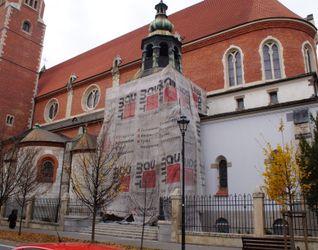 [Kraków] Remont Bazyliki, ul. Kopernika 26 497066