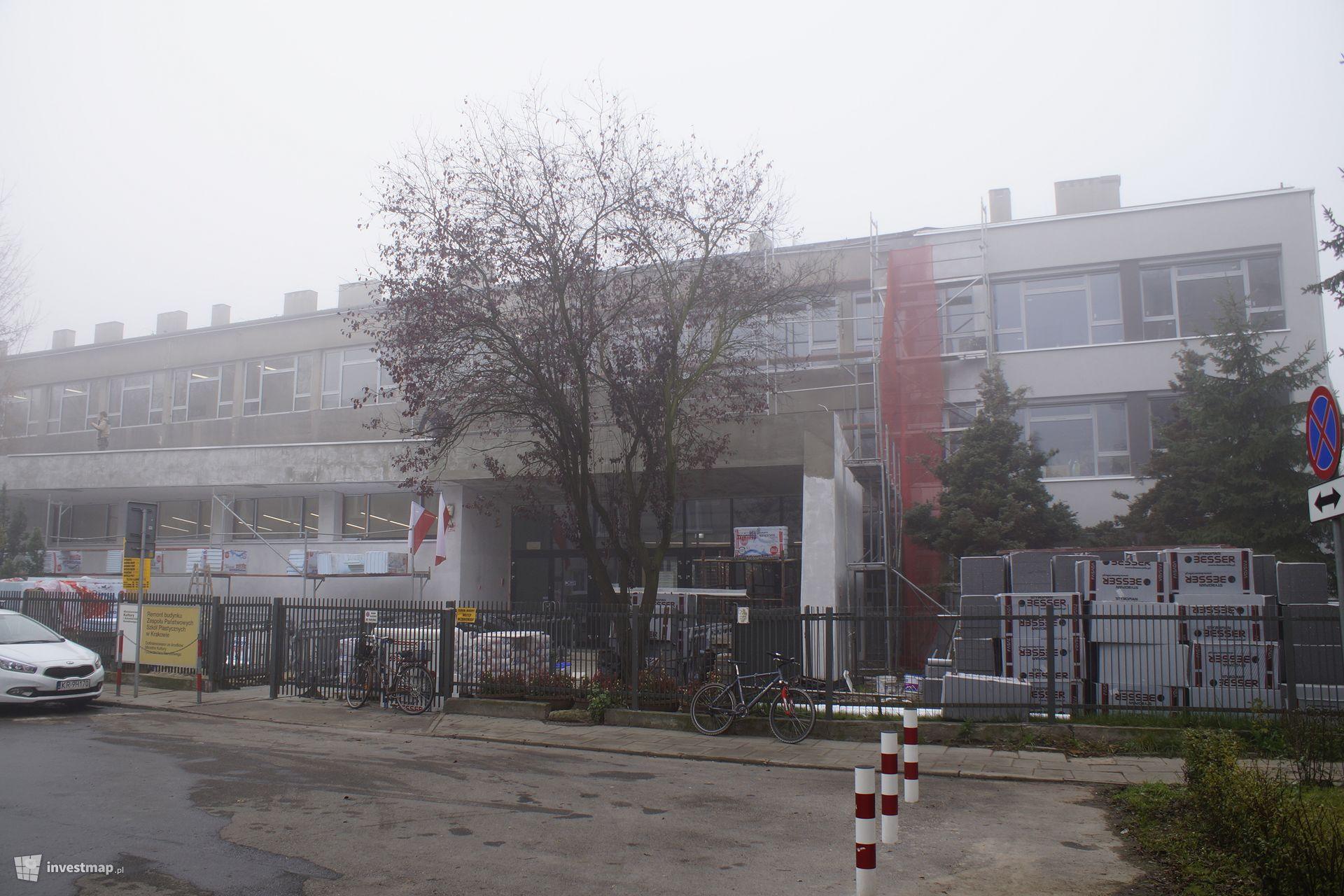Liceum Plastyczne, ul. Mlaskotów 6