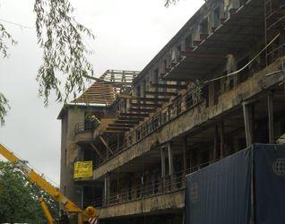 [Wałbrzych] Przebudowa budynku mieszkalnego, ul. Drzymały 7 42411