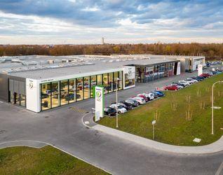 Salon samochodowy Volkswagen, Skoda, Seat Motorpol Wrocław 474283