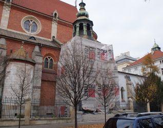 [Kraków] Remont Bazyliki, ul. Kopernika 26 497067