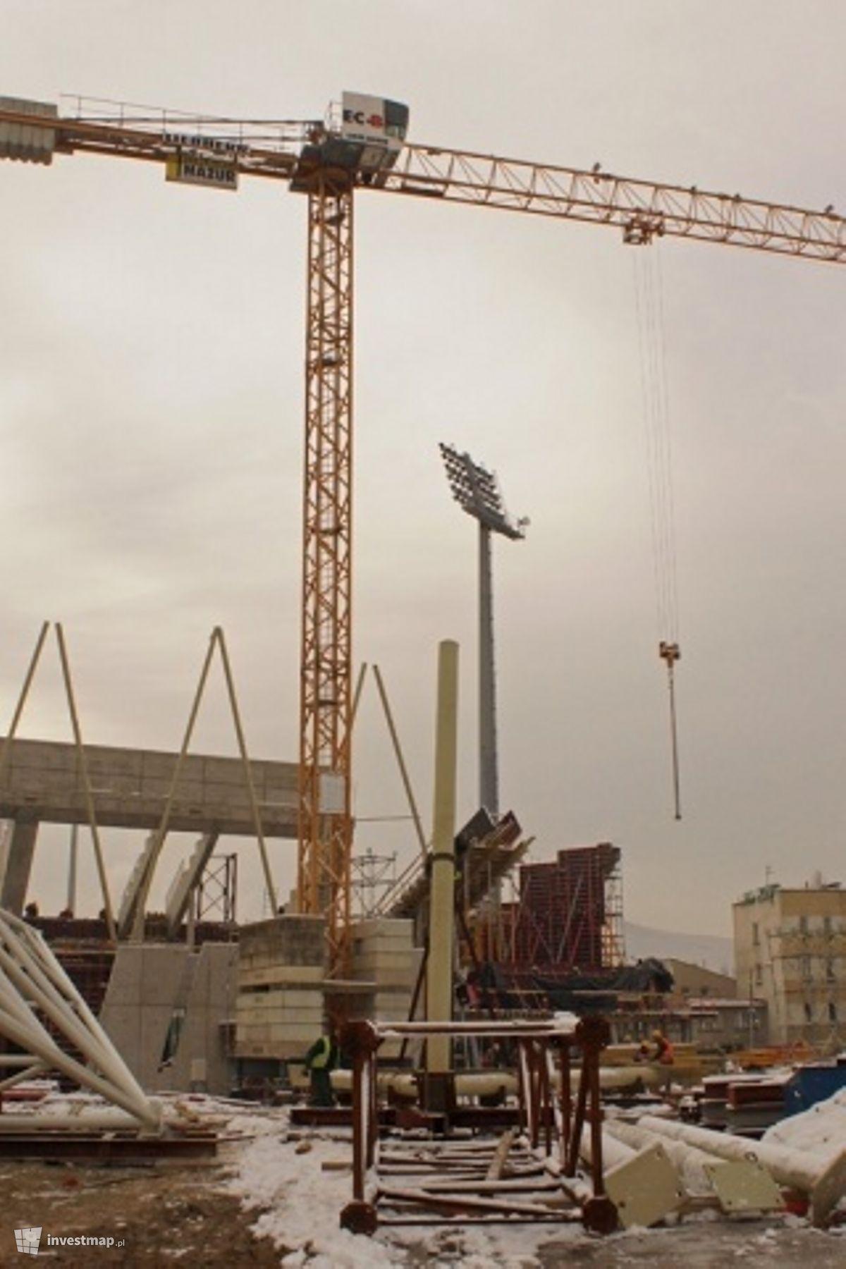 Zdjęcie Stadion Miejski fot. Kajtman