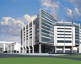 """[Rzeszów] Centrum biznesowo-handlowe """"City Center"""" 8107"""