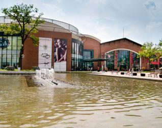 """[Wrocław] Galeria """"Magnolia Park"""" (rozbudowa) 14252"""