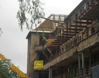 [Wałbrzych] Przebudowa budynku mieszkalnego, ul. Drzymały 7 42412
