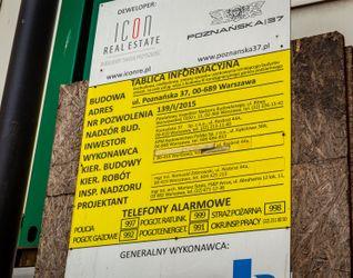 Remont kamienicy, Poznańska 37 387757