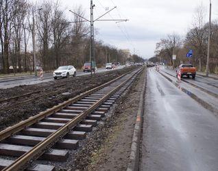 [Kraków] Aleja Solidarności (przebudowa) 406189