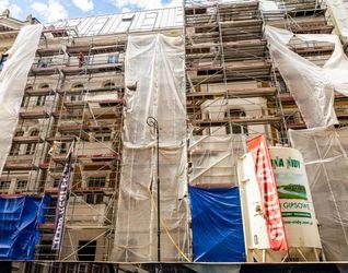 Remont kamienicy, Poznańska 37 387758