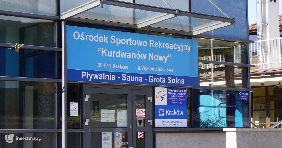 Krakow Basen Ul Wyslouchow Investmap Pl