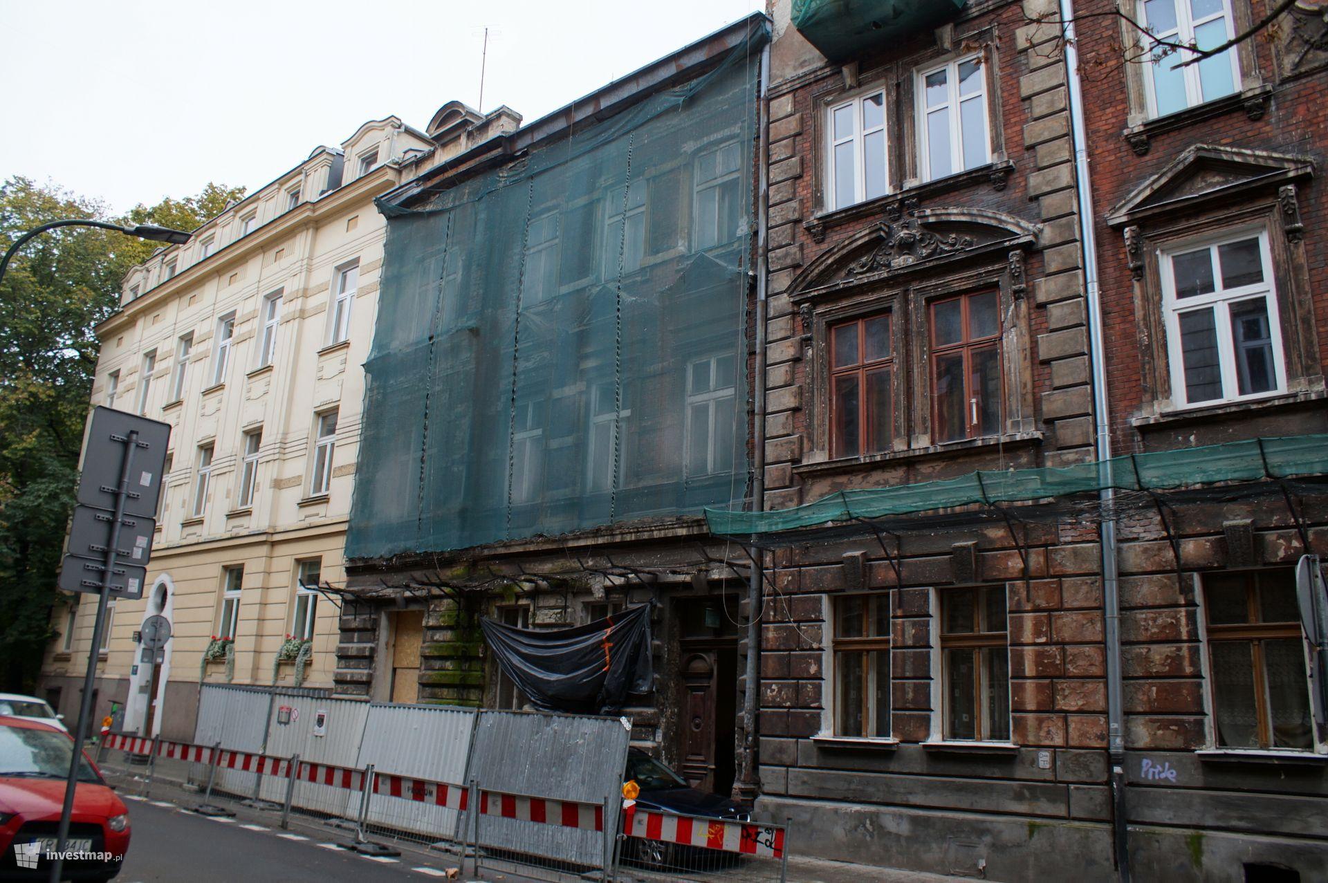 Remont Kamienicy, ul. Siemiradzkiego 14
