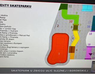 Skatepark + boisko wielofunkcyjne 496559