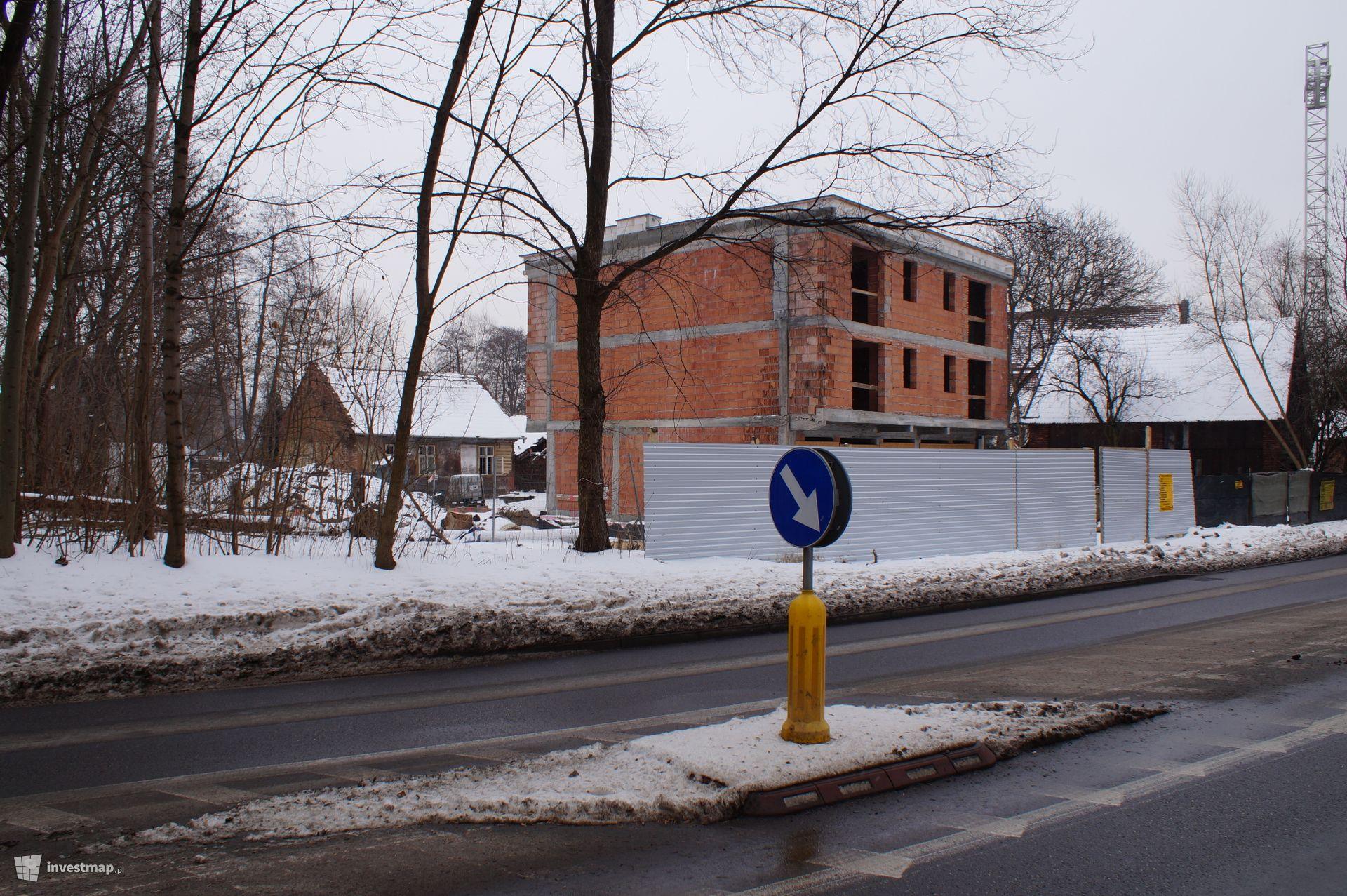 Budynek Mieszkalny, ul. Bulwarowa 9a