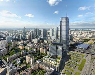 """[Warszawa] Kompleks biurowy """"Varso Place"""" i wieżowiec """"Varso Tower"""" (310 m) 308145"""