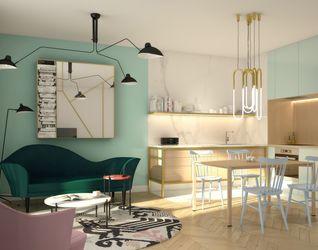 """[Warszawa] Apartamentowiec """"Dom Hygge Mokotów"""" 416690"""