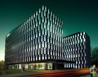 """[Wrocław] Kompleks biurowy """"Green Towers"""" 5810"""