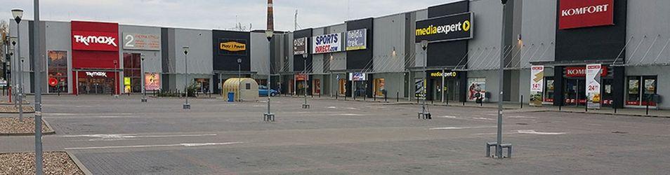 """[Wrocław] Park handlowy """"Młyn"""" 421811"""