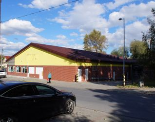 [Kraków] Pawilon Handlowy, ul. Mireckiego 493491