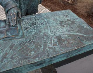 [Kraków] Pomnik Juliusza Lea 370194