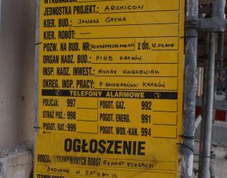 [Kraków] Remont Kamienicy, ul. Estery 14 451346