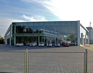 [Wrocław] Nowy salon Volkswagena 46354