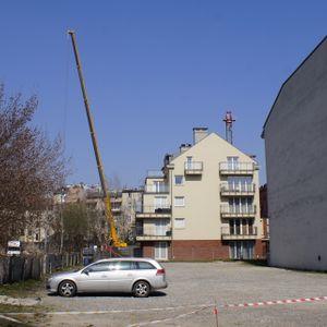 [Kraków] Budynek Mieszkalny, ul. Ariańska 8 471570