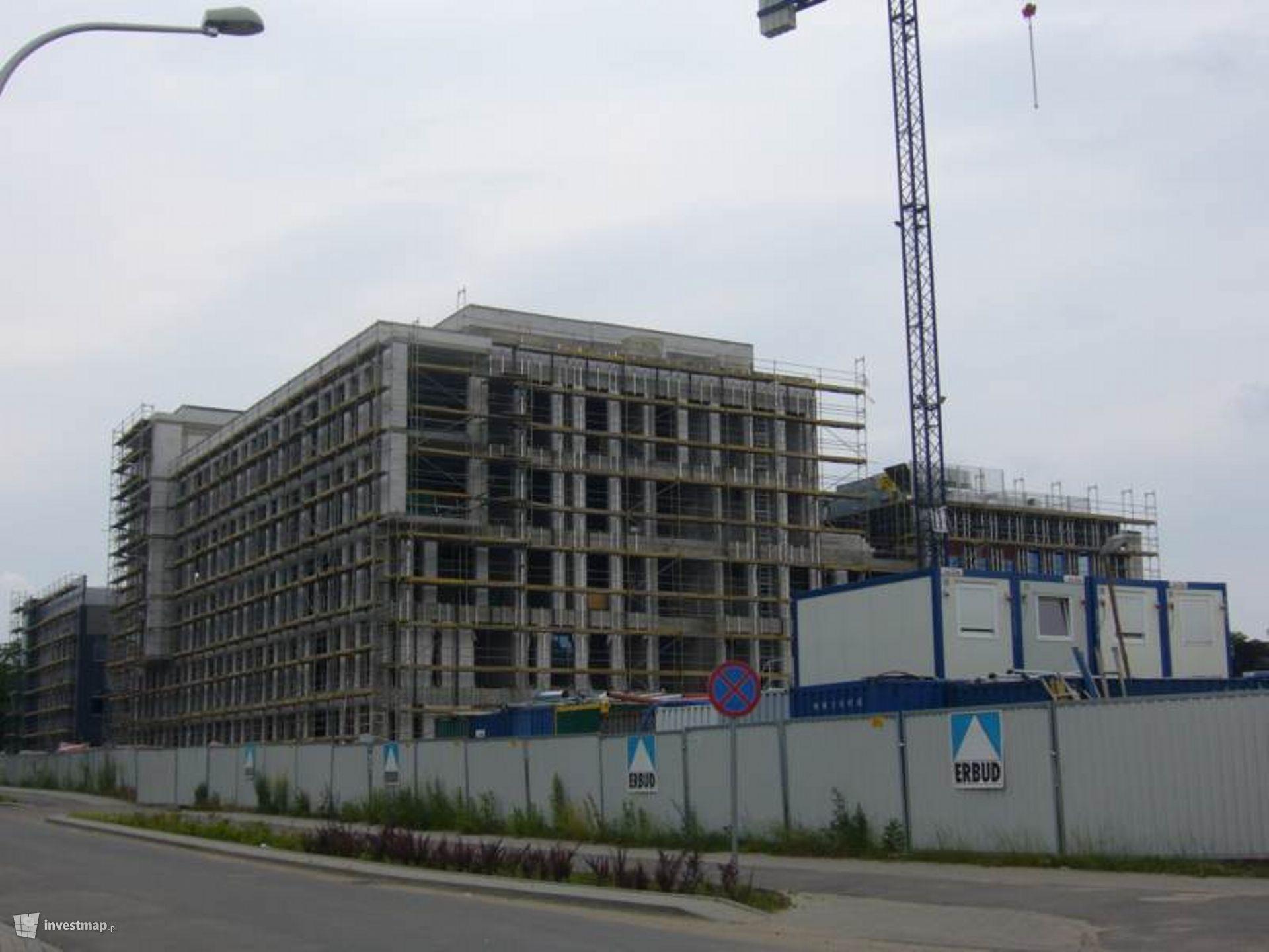 Wrocławski Park Technologiczny Centrum Innowacyjne Biznesu (Budynek Alfa)
