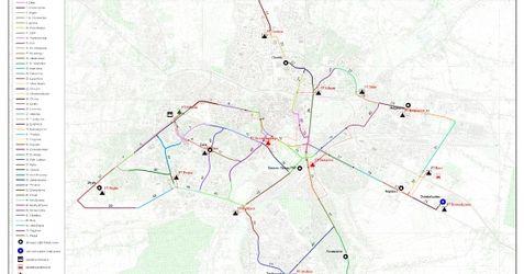 [Lublin] Zintegrowany System Miejskiego Transportu Publicznego 19636