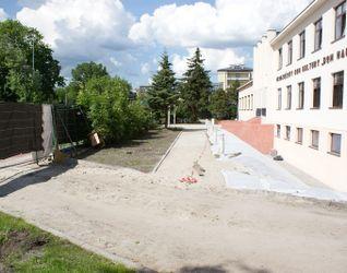 [Kraków] Rozbudowa Młodzieżowego Domu Kultury - DOM HARCERZA (Hala Sportowa) 257716