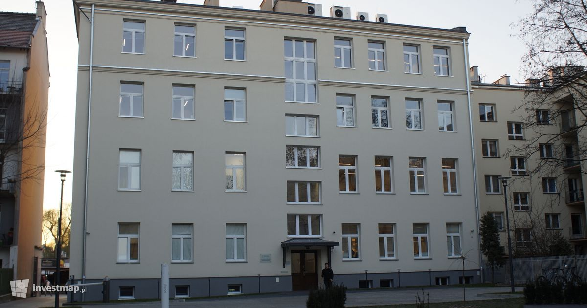 Krakow Remont Kamienicy Ul Senatorska 9 Investmap Pl