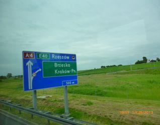 Autostrada A4 Odcinek Małopolski Szarów - Tarnów Krzyż 74932