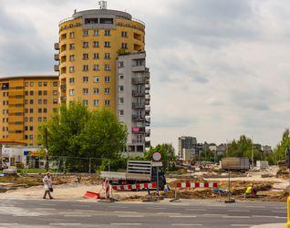 [Warszawa] Przedłużenie ulicy Indiry Gandhi 378549