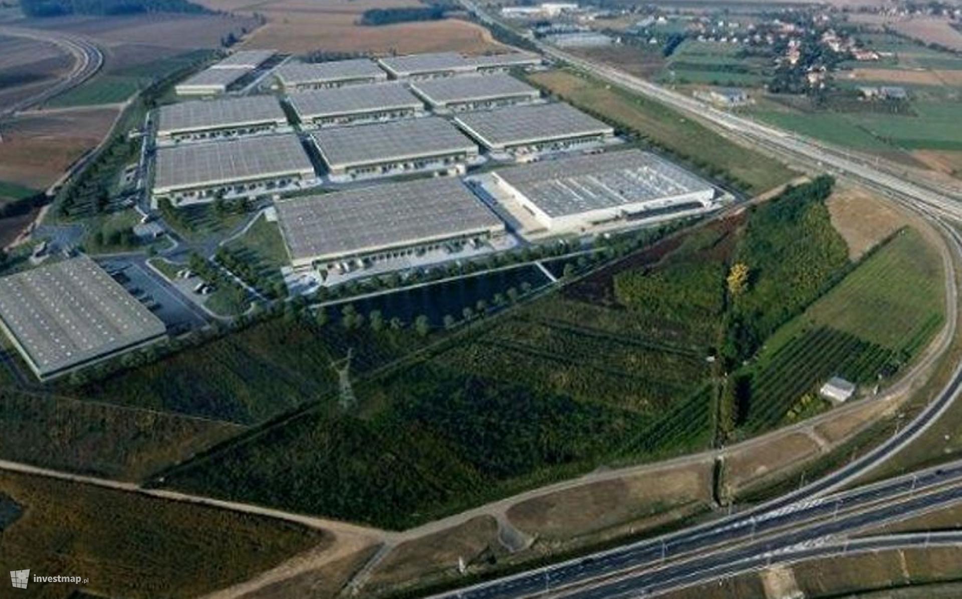 Centrum logistyczne Prologis Park Wrocław V