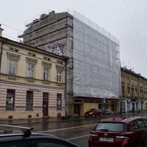 [Kraków] Remont Kamienicy, ul. Kalwaryjska 28 466869