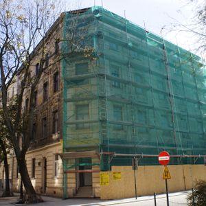 [Kraków] Remont Kamienicy, Plac Na Groblach 13 448182
