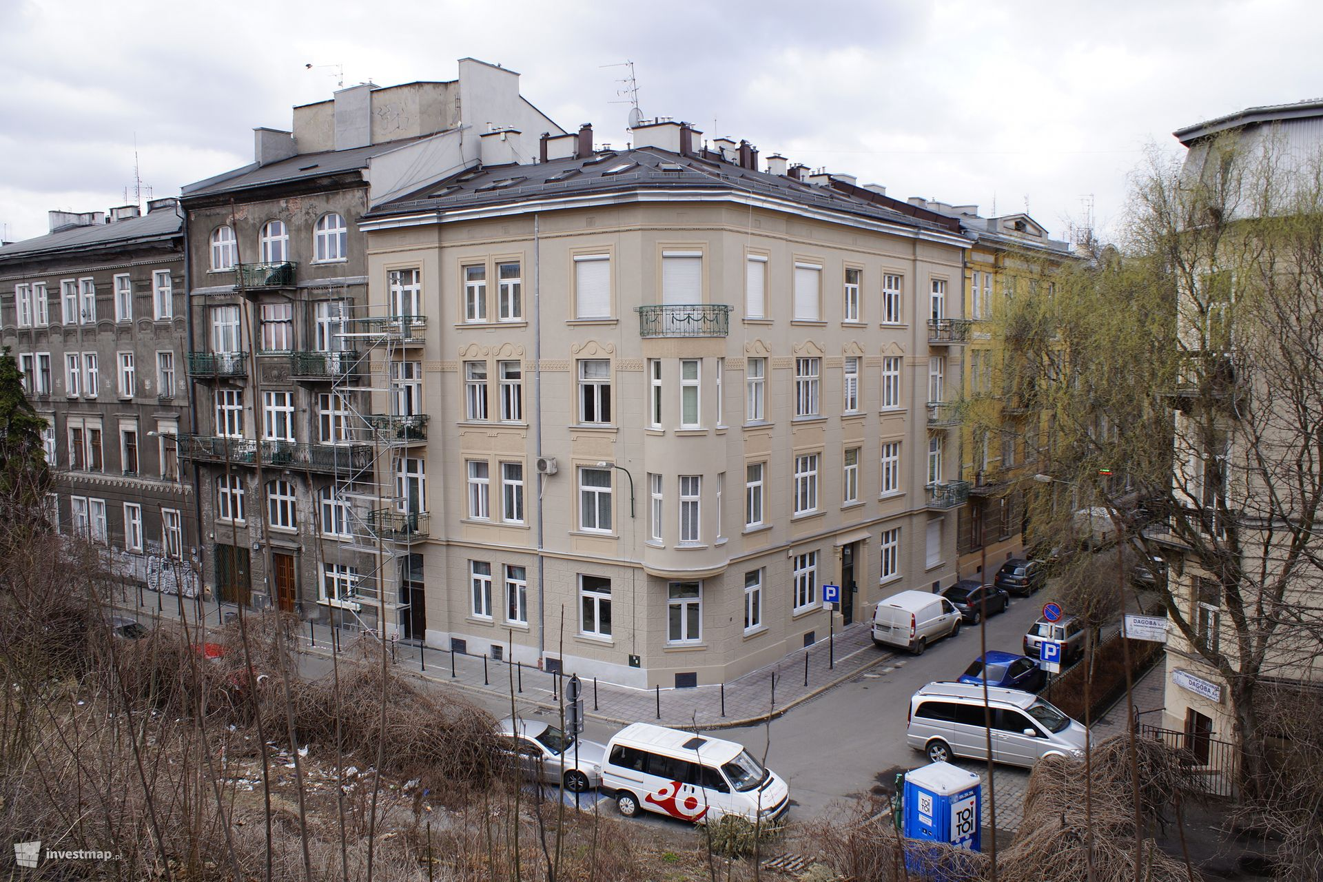 Remont Kamienicy, ul. Morsztynowska 5