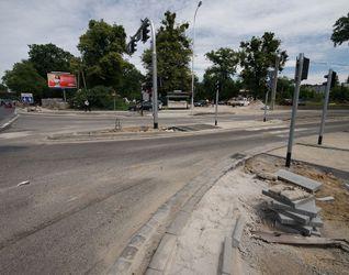 [Wrocław] Przebudowa ul. Wyścigowej 5303