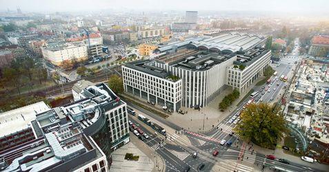 """[Wrocław] Kompleks biurowy """"Sagittarius Business House"""" 246200"""