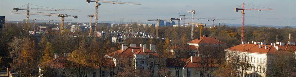 [Kraków] Biurowce, ul. Wita Stwosza 360120