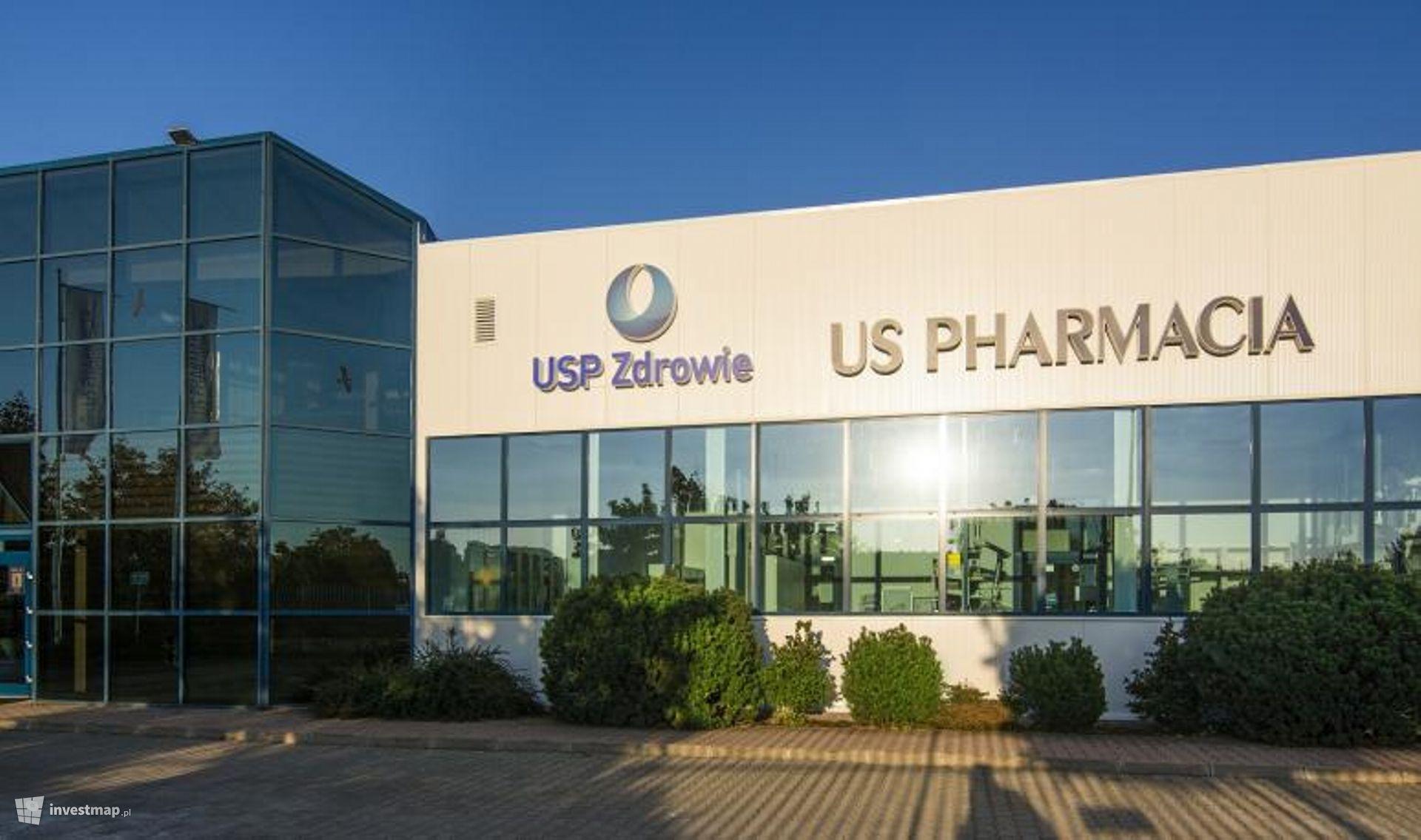 Fabryka leków US Pharmacia