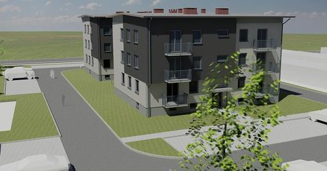 [Chorzów] Mieszkania, ul. Grunwaldzka i 11 Listopada 32185