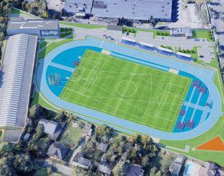 Kompleks lekkoatletyczny Rudzkiego Klubu Sportowego 486841