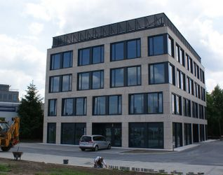 """[Kraków] Kompleks Biurowy """"Impol Office"""" ul. J. Conrada 51a 258747"""