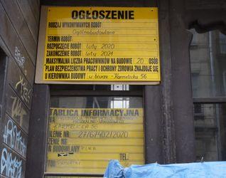 [Kraków] Remont Kamienicy, ul. Karmelicka 56 470971