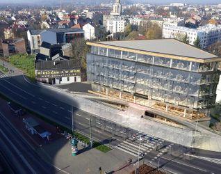 [Kraków] Budynek Biurowy, ul. Monte Cassino 268732